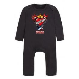 Pijama de bunbury bebé Corazón