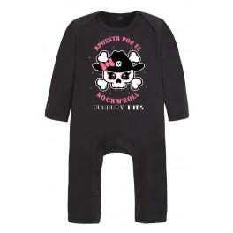 Pijama bebé Apuesta por el rock&roll