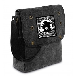 "Bolso bunbury ""Sello Bunbury"" lona"