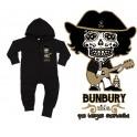 Conjunto de bebé Bunbury Calavera