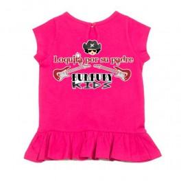 Vestido de bunbury niña manga corta Loquita