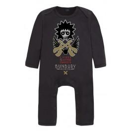 Pijama de bunbury bebé Actitud correcta