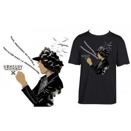 Camiseta de bunbury manga corta Expectativas