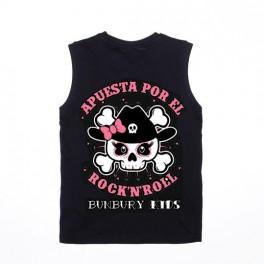 Camiseta de tirante ROCK GIRL