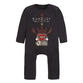 Pijama de bunbury bebé Juegos de villanos