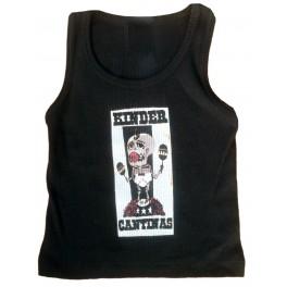 Camiseta de tirante Cantinas bunbury