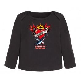 Camiseta de manga larga Corazón